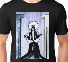 The High Priestess - tarot series by Minxi Unisex T-Shirt
