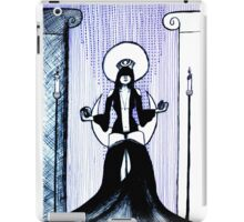 The High Priestess - tarot series by Minxi iPad Case/Skin