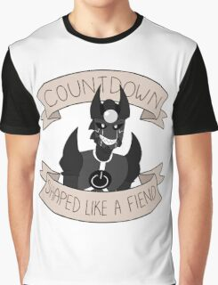 Shaped like a Fiend Graphic T-Shirt