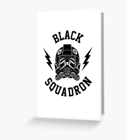 Squadron Greeting Card