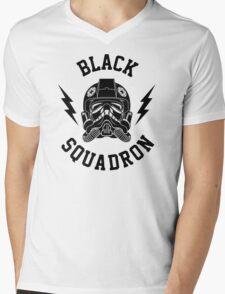 Squadron Mens V-Neck T-Shirt