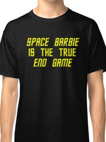 Space Barbie v2 Classic T-Shirt