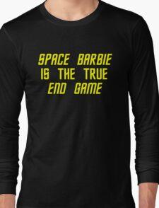 Space Barbie v2 Long Sleeve T-Shirt