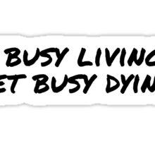 Motivational Inspirational Quotes Sticker