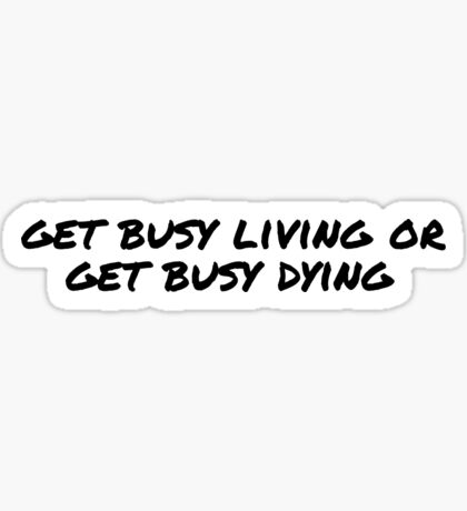 Motivational Inspirational Quotes Sticker