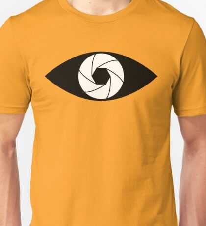 Photographer Photography Lens Unisex T-Shirt