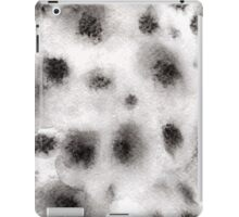 Abstract watercolor background iPad Case/Skin