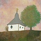The Little Chapel on the Hill by Kasia-D