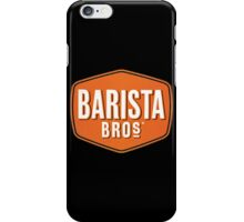 Barista Coffee iPhone Case/Skin