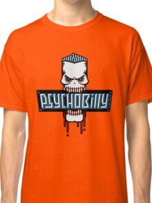Psychobilly Skull Classic T-Shirt