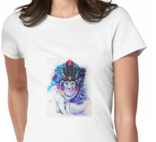 Fox 2 Womens Fitted T-Shirt