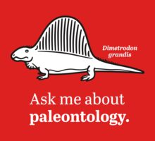 Ask Me About Paleontology Kids Clothes