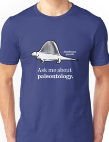 Ask Me About Paleontology T-Shirt