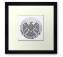 S.H.I.E.L.D. Badge Framed Print