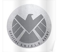 S.H.I.E.L.D. Badge Poster