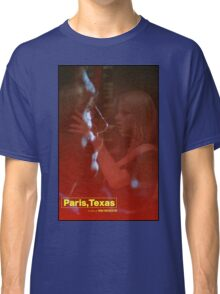 Paris, Texas Movie Poster Classic T-Shirt