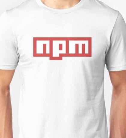 Npm Unisex T-Shirt