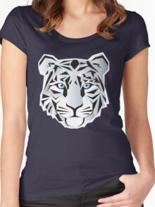 GeoTiger Women's Fitted Scoop T-Shirt