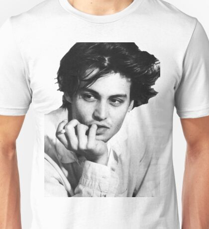 Johnny Depp Unisex T-Shirt
