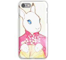 Áo Dài Bunny iPhone Case/Skin