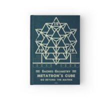 SACRED GEOMETRY METATRON MATRIX Hardcover Journal