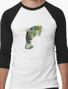 Manatee Men's Baseball ¾ T-Shirt