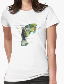 Manatee Womens Fitted T-Shirt