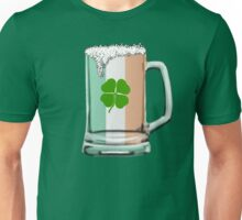 Irish beer mug Unisex T-Shirt