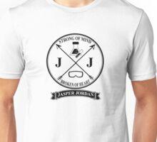 Jasper Jordan Varsity Logo Unisex T-Shirt