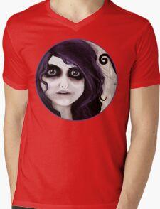 Dear little doll series... VALERIE Mens V-Neck T-Shirt
