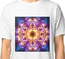 Bright Lights Mandala Classic T-Shirt