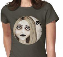 Dear little doll series... TIFFANY Womens Fitted T-Shirt