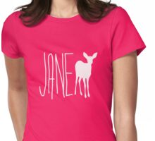 Life is Strange – Max Caulfield, Jane Doe shirt Womens Fitted T-Shirt
