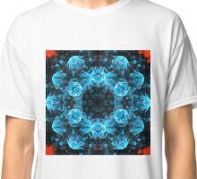Deep Sea Mandala Classic T-Shirt