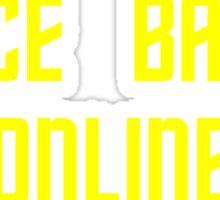 Space Barbie Online Sticker