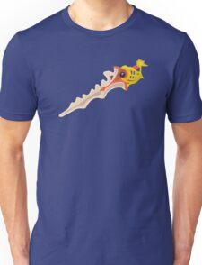 Divine Rapier Vector Print Unisex T-Shirt