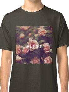 Sadboys Japanese Floral Classic T-Shirt