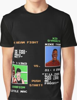 I'd Rather Get Punched Out Graphic T-Shirt