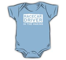 Race Car Driver in the Making  One Piece - Short Sleeve