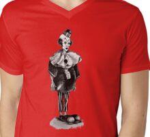 The Pantomime Actor Mens V-Neck T-Shirt