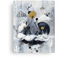Spontaneous Order #3 Canvas Print