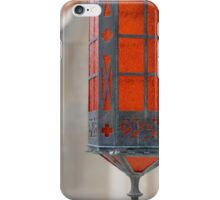 Theater Lamps iPhone Case/Skin