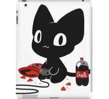 Gamer Kitty iPad Case/Skin