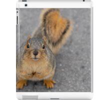 Furry Friend iPad Case/Skin