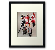 Superior Framed Print