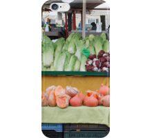 Ljubljana Market in December iPhone Case/Skin