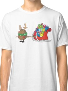 rudolph the red nosed hedgehog Classic T-Shirt