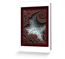 Intricacies Greeting Card