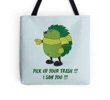 Eco Hedgehog Tote Bag