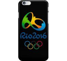 Rio 2016 Olympics iPhone Case/Skin